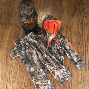 Boys hunting clothing Carhartt